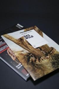 """Beef Magazin Sonderheft """"das Wild"""""""