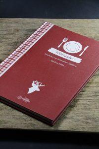 Ein Kochbuch für Wildrezepte